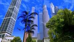 Небоскребы в Лос Сантосе