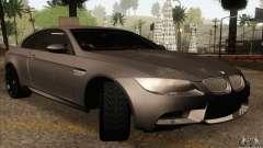 BMW M3 E92 2008 для GTA San Andreas