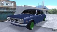 Datsun 510 Drift для GTA San Andreas