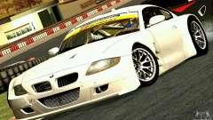 BMW Z4 E85 M GT 2008 V1.0 для GTA San Andreas