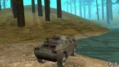 БРДМ-2 Зимний вариант