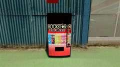 Энергетический напиток «Rockstar»