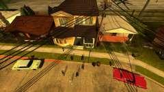 Вечеринка на районе для GTA San Andreas