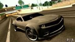Chevrolet Camaro Tuning для GTA San Andreas