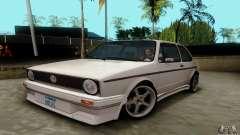VolksWagen Golf LS для GTA San Andreas
