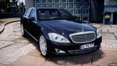 Mercedes-Benz S600 w221
