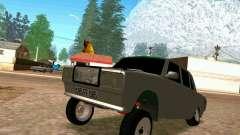 ВАЗ 2107 Full для GTA San Andreas