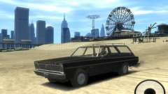Plymouth Belvedere Wagon 1965 v1.0 для GTA 4