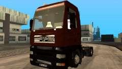 MAN TGA Vos Logistics