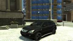 Lexus RX 400h для GTA 4