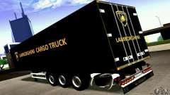 Lamborghini Cargo Truck