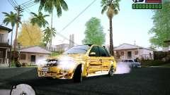 Lada Granta - ВАЗ 2190 GOLD для GTA San Andreas