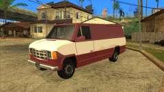 Transporter 1987 - GTA San Andreas Stories для GTA San Andreas