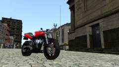 Suzuki Street Fighter Custom для GTA 4
