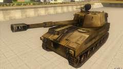 САУ M-109