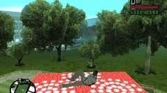 Ковер-Самолет для GTA San Andreas