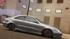 Mercedes-Benz CLK 63 AMG Black Series для GTA 4