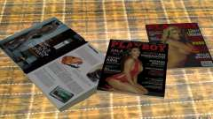 Playboy Magazines для GTA San Andreas