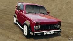 ВАЗ-21214 Нива (Lada 4x4)