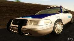 Ford Crown Victoria Virginia Police