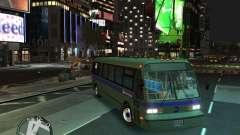 MTA NYC bus