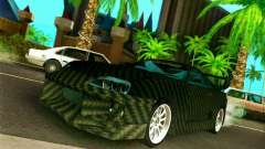 Toyota Supra Carbon для GTA San Andreas