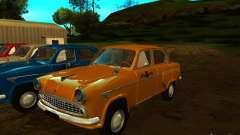 Москвич 403 Такси для GTA San Andreas