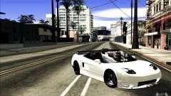 Acura NSX Tuned для GTA San Andreas
