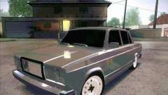 ВАЗ 2107 Criminal для GTA San Andreas