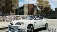 Hyundai Tuscani для GTA 4