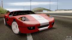 Bullet HD для GTA San Andreas