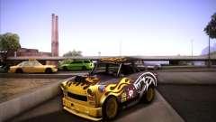 Trabant drag для GTA San Andreas