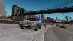 Hyundai i30 Unmarked для GTA 4