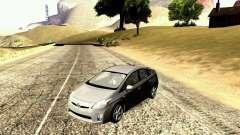 Toyota Prius Hybrid 2011 для GTA San Andreas