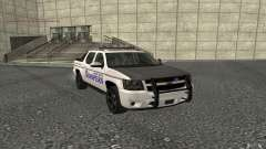Chevrolet Avalanche Police для GTA San Andreas