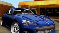 Subaru BRZ Stance для GTA San Andreas