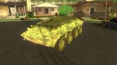 БТР-80 Электронный камуфляж