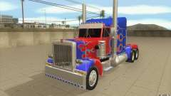 Peterbilt 379 Optimus Prime для GTA San Andreas
