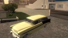 Chevrolet Bel Air Nomad 1956 custom для GTA San Andreas