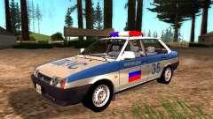 ВАЗ 2109 Полиция