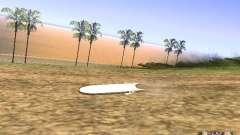 Аэроборд из фильма Назад в будущее 2 для GTA San Andreas
