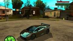 Lamborghini Gallardo Extreme Tuned для GTA San Andreas