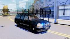Chevrolet Suburban 2003 Norwegian SWAT Edition для GTA 4