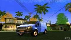 Ford Transit SWB 2011 для GTA San Andreas