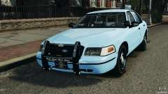 Ford Crown Victoria Police Unit [ELS] для GTA 4