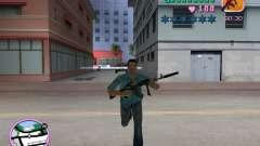 AK-103 для GTA Vice City