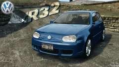 Volkswagen Golf 4 R32 2001 v1.0 для GTA 4