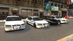Chevrolet Impala 2003 NYPD V2.0