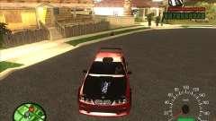 BMW 535 с отпадным тюнингом для GTA San Andreas