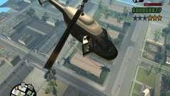 Запрыгиваем в вертолет для GTA San Andreas